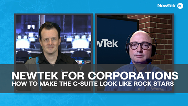 NewTek for Corporations