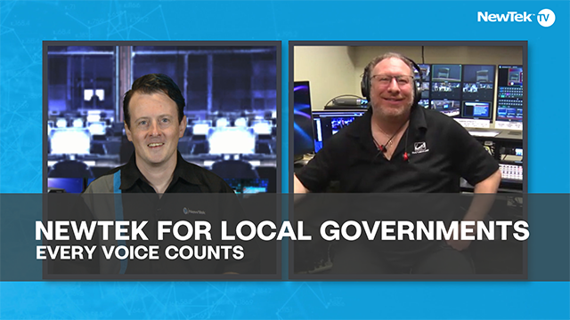 NewTek for Local Governments