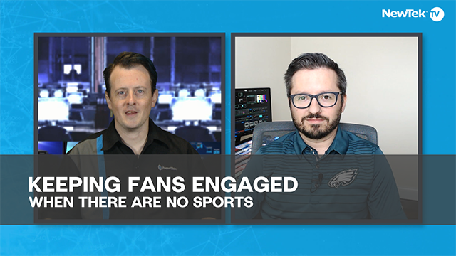Keeping Fans Engaged