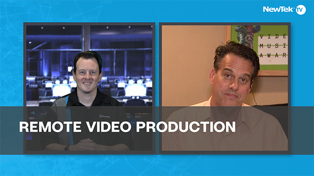 NewTek & Remote Video Production