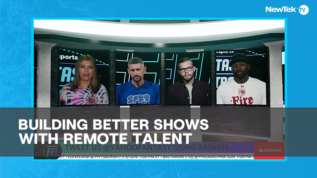 Building Better Shows with Remote Talent