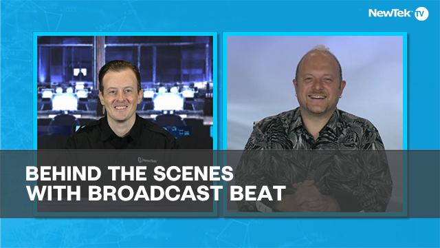 Behind The Scenes With Broadcast Beat