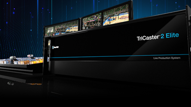 TriCaster Mini 4K Savings Event