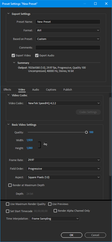 Importing Media Files into TriCaster®