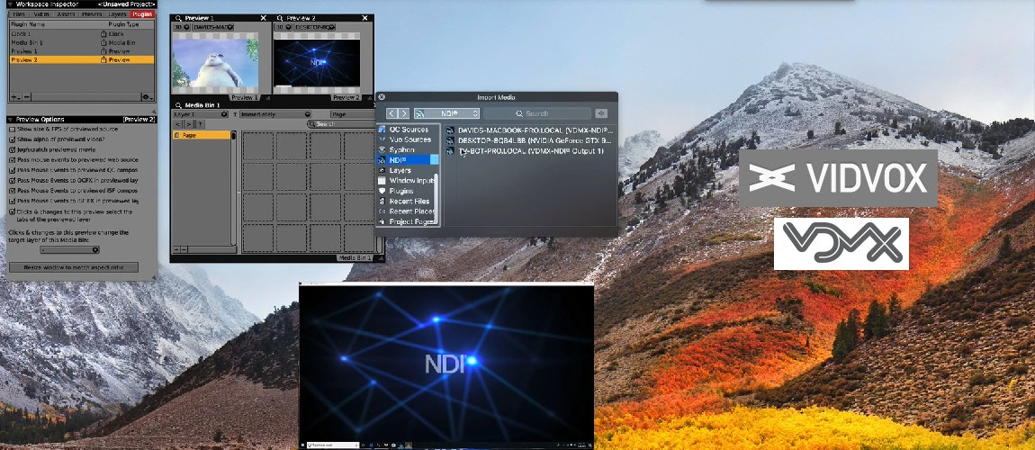 Skype Into OBS Using NDI®