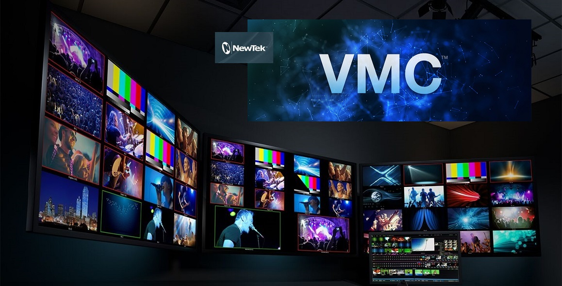 NewTek VMC Live Production Software