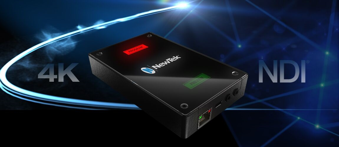 99cd18dba37d NewTek Connect Spark Pro Unleashes Stunning NDI 4K Video