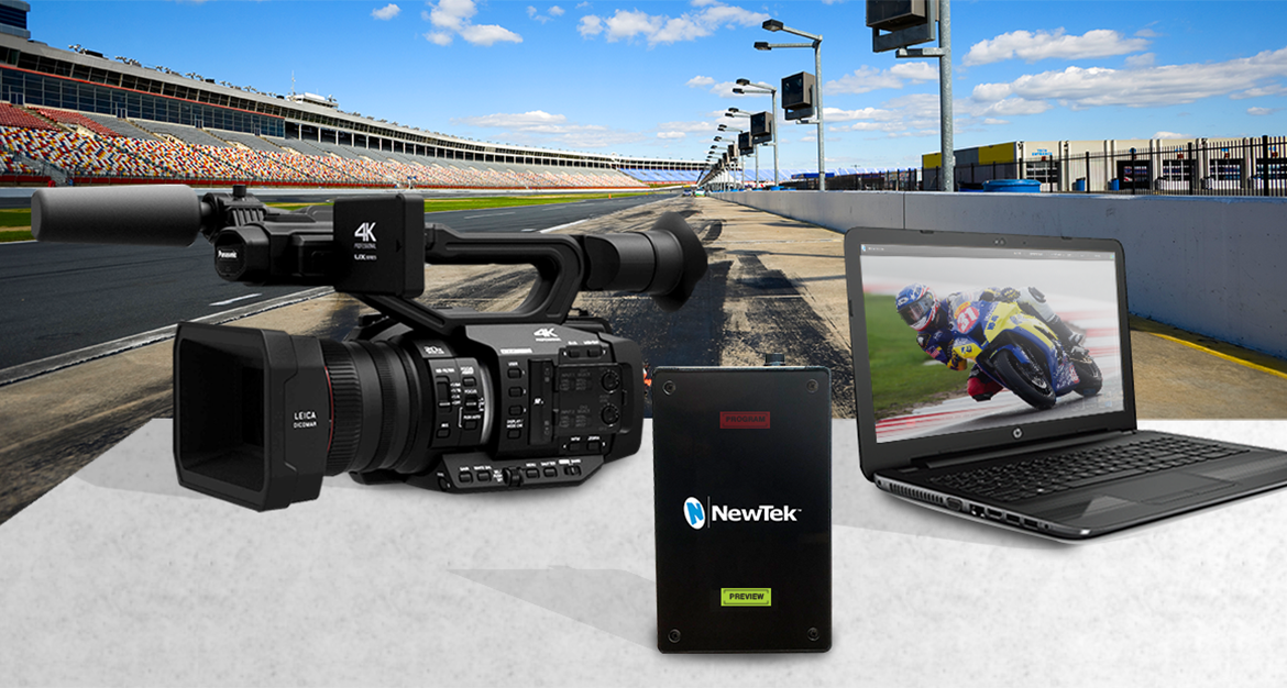 Newtek Connect Spark Pro Unleashes Stunning Ndi 174 4k Video