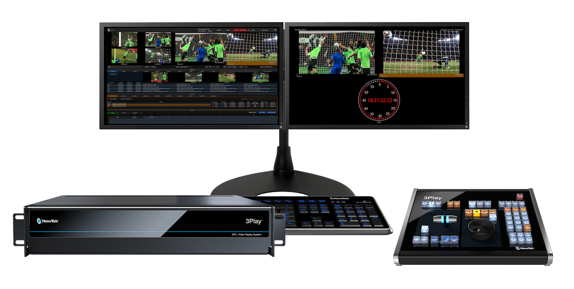 NewTek 3Play Set