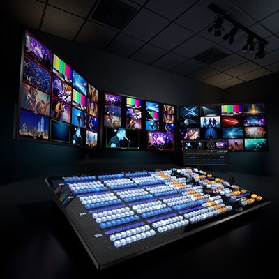 NewTek IP Series Debut