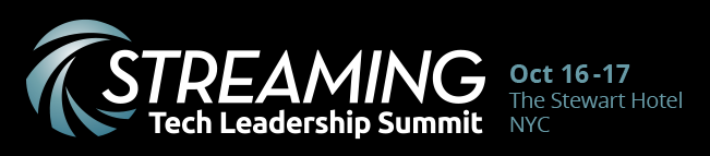 Streaming Technology Leadership Summit