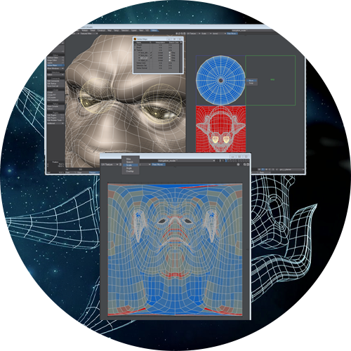 Enhanced UV and UDIM Mapping Workflow | LightWave 3D