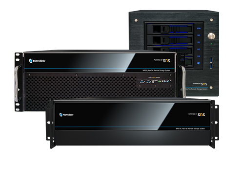 NewTek Remote Storage