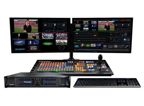 TriCaster<sup>®</sup> 410