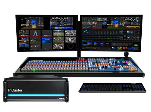 TriCaster<sup>®</sup> 8000