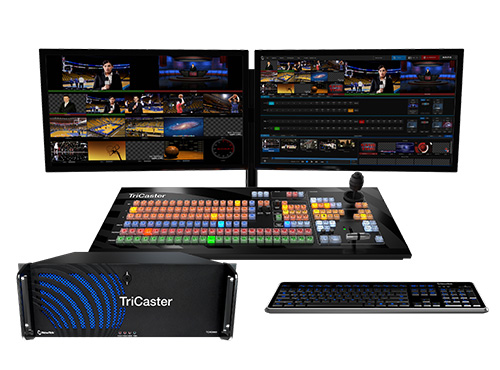 TriCaster<sup>®</sup> 860