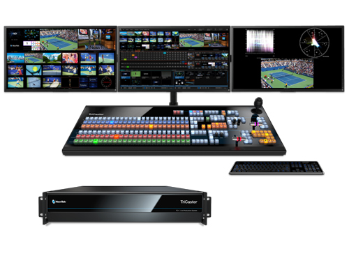 TriCaster<sup>®</sup> TC1