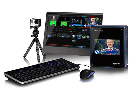 TriCaster<sup>®</sup> Mini