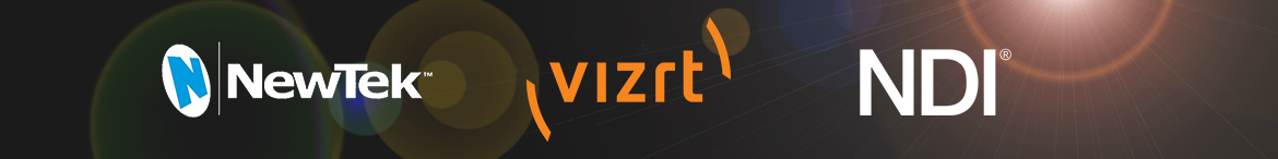 NVG1 NewTek-Vizrt IP Graphics Server