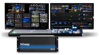 TriCaster 8000 group