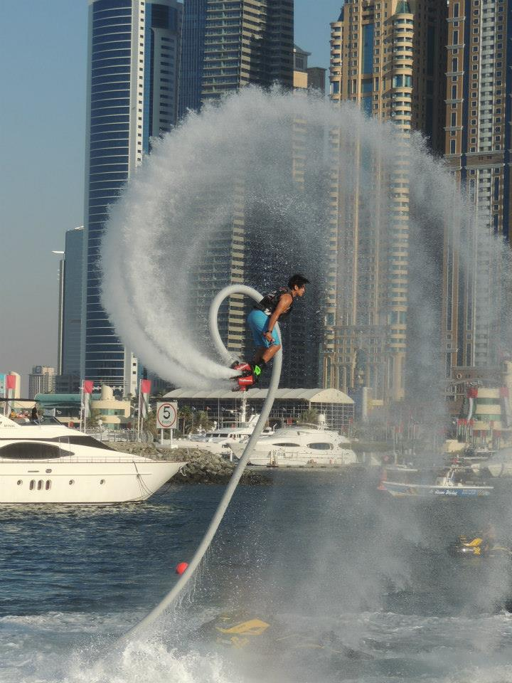 Image 1 FlyBoarding