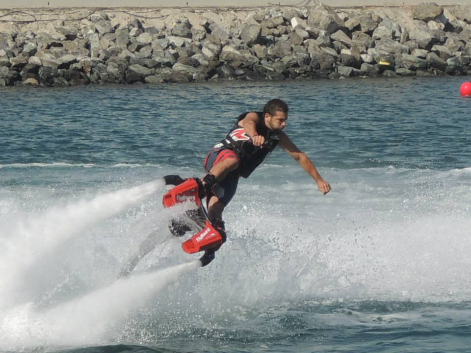 Image 3 Flyboarding