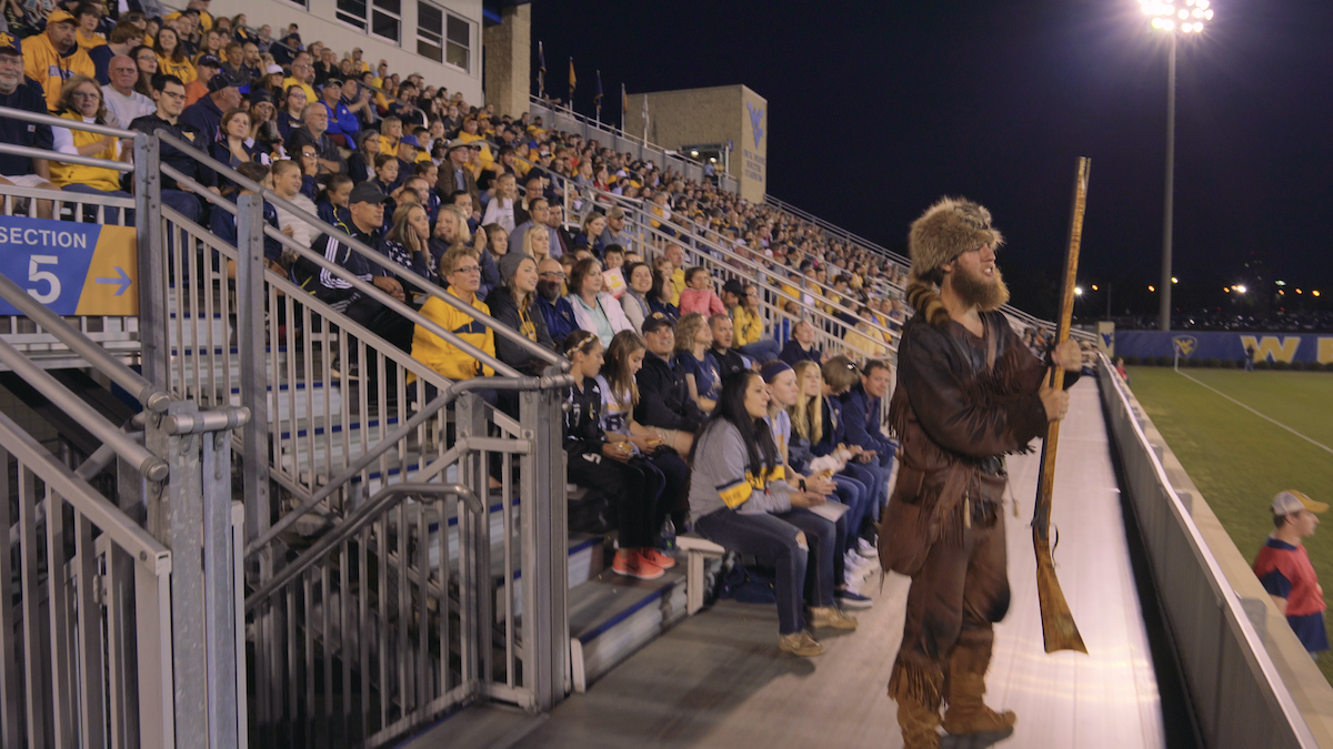 mountaineer mascot