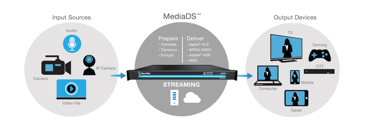 MediaDS<sup>™</sup> Workflow