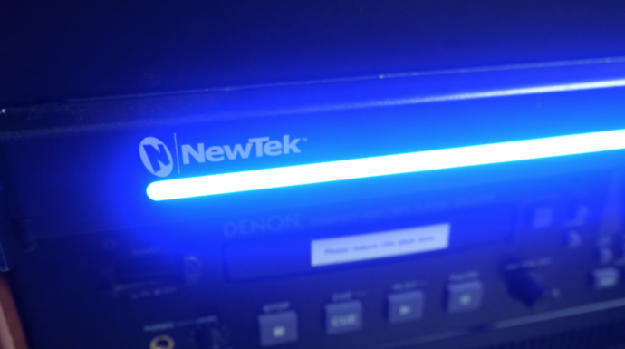 The NewTek/Wowza MediaDS