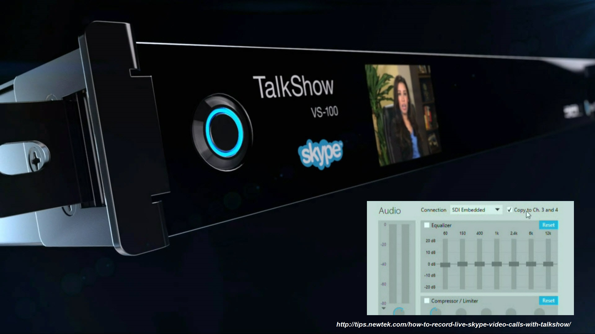 How to record video in Skype 41